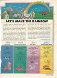 Charles Manson Lets Make A Rainbow 1983 Family Circle - Supernaught True Crime Collectibles - 1