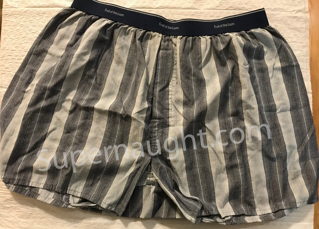 charles manson prison owned and worn boxer shorts
