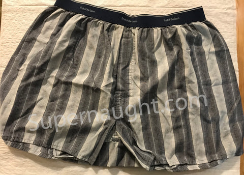 Charles Manson Prison Owned Boxer Shorts