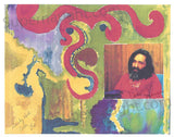 Charles Manson Sandy Good artwork print signed
