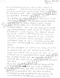 Charles Manson Dec 2005 Inmate Appeal Form Signed - Supernaught True Crime Collectibles - 4