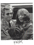 Charles Manson Signed Photo Lynette Squeaky Fromme