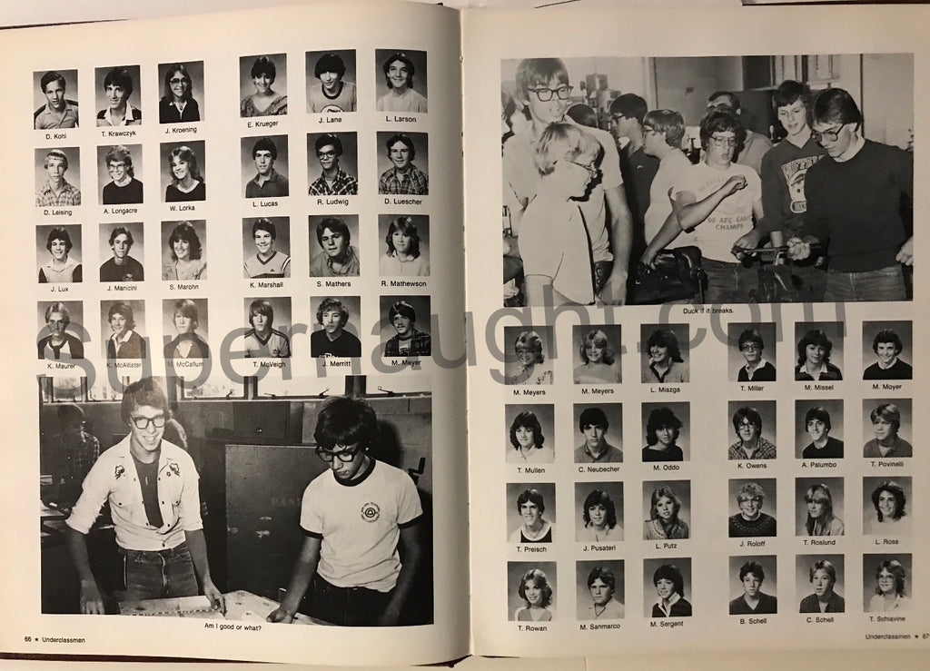 Timothy McVeigh Yearbook