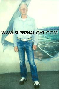 Greg Miley 1990s Prison Photo - Supernaught True Crime Collectibles