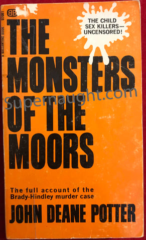 The Monsters of the Moors Brady Hindley