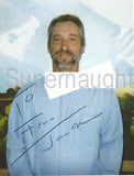 James Munro prison photo signed twice - Supernaught True Crime Collectibles - 1