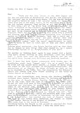 Dennis Nilsen Three Page Letter Signed with Envelope Set - Supernaught True Crime Collectibles - 1