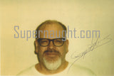 roy norris signed prison photo shu
