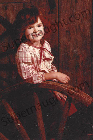 Christa Pike Childhood Photo - Supernaught True Crime Collectibles