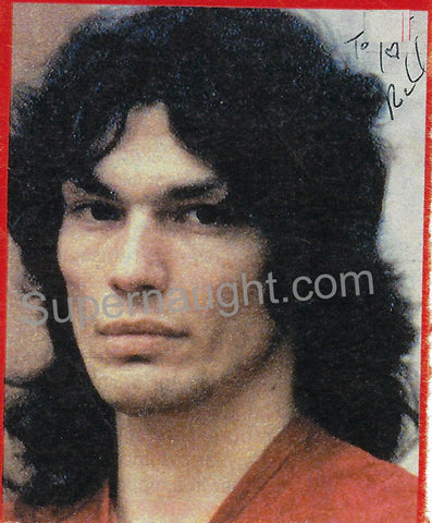 Richard Ramirez Autographed Photo