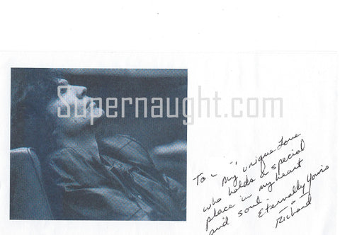 Richard Ramirez Court Photo Signed