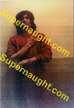 Richard Ramirez Color Photo Taken on Death Row - Supernaught True Crime Collectibles