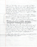 marc sappington serial killer kansas city vampire autograph