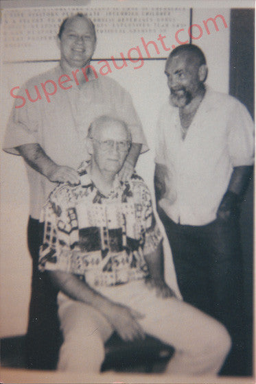 Roger Dale Smith Charles Manson and Ed George signed photo - Supernaught True Crime Collectibles - 1