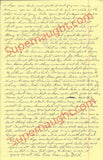 Richard Speck four page prison letter signed - Supernaught True Crime Collectibles - 2