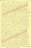 Richard Speck four page prison letter signed - Supernaught True Crime Collectibles - 4