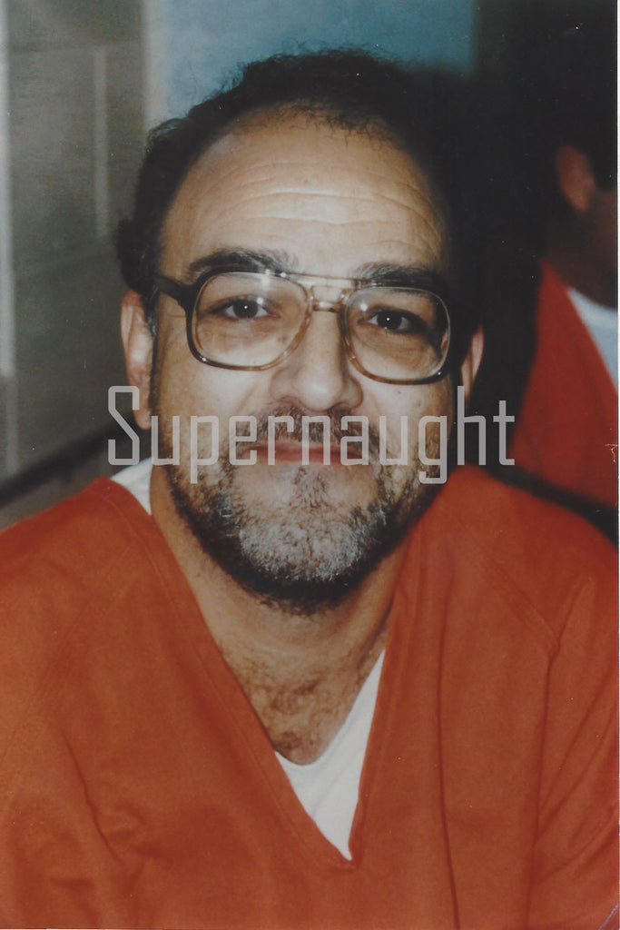 gerald stano 1996 death row christmas photo signed