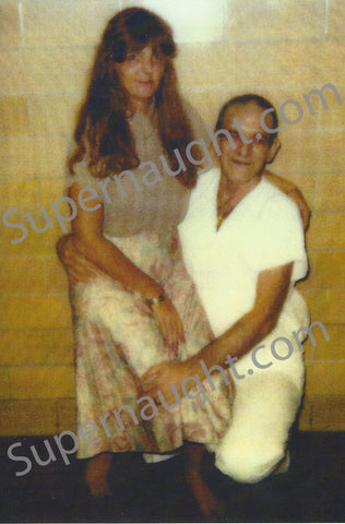 Ottis Toole Prison Visiting Photo