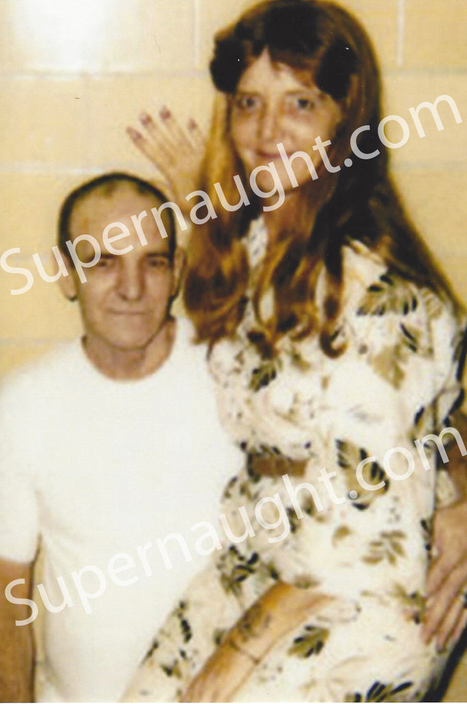 Ottis Toole and Niece Prison Photo