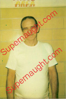 Ottis Toole color prison photo - Supernaught True Crime Collectibles
