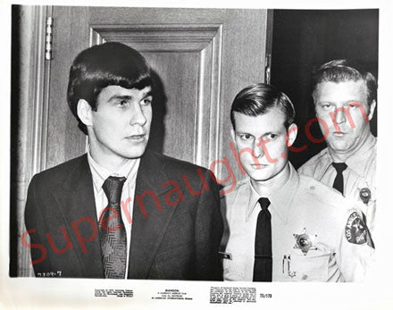 Charles Tex Watson Manson Documentary Trial photo 1 - Supernaught True Crime Collectibles