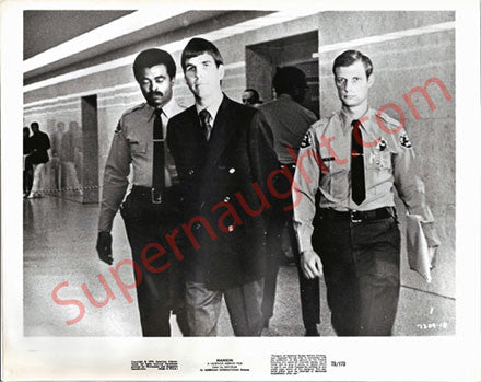 Charles Tex Watson Manson Documentary Trial Photo 2 - Supernaught True Crime Collectibles