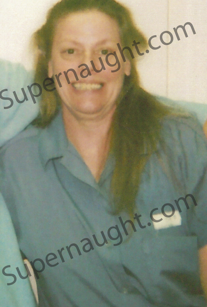 Aileen Carol Wuornos Death Row Photo