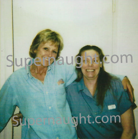 Aileen Wuornos and Dawn Botkins Prison Photo