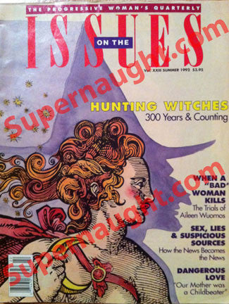 Aileen Wuornos Issues Magazine Signed - Supernaught True Crime Collectibles
