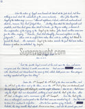 Aileen Carol Wuornos female serial killer letter from death row