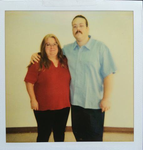 Anthony Wolfe Signed Prison Polaroid - Supernaught True Crime Collectibles - 1
