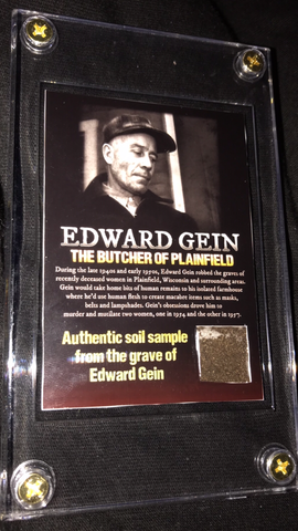 Edward Gein Cannibal
