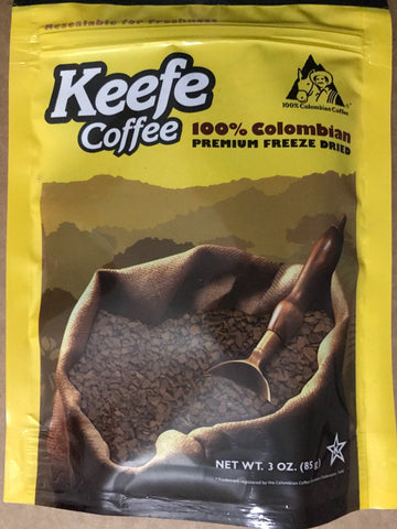 keefe colombian coffee missouri prison
