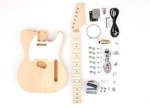 DIY Electric Guitar Kit TL Style Build Your Own Guitar
