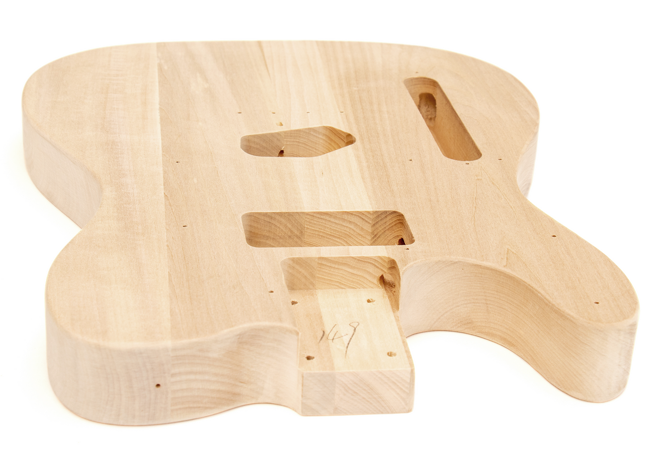 TheFretWire Ash TL Build Your Own Guitar TFW002A
