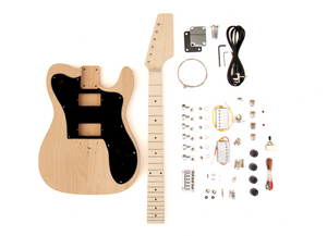 DIY Electric Guitar Kit TL Deluxe Style Build Your Own Guitar