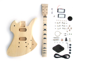 DIY Electric Guitar Kit - Ex Style Guitar Kit
