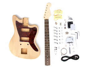 DIY Electric Guitar Kit – Offset P90 Build Your Own Guitar Kit