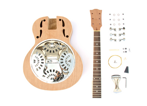 DIY Guitar Kit - Resonator Guitar Acoustic Kit