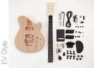 DIY Electric Guitar Kit EV Style Build Your Own Guitar Kit