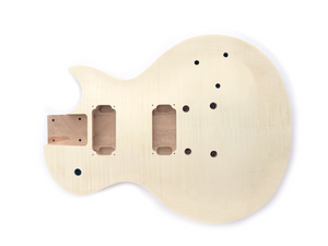 Single Cut Body - Bolt-on Style Flame Maple