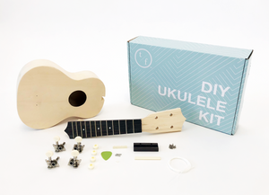 DIY Ukulele - Build Your Own Uke