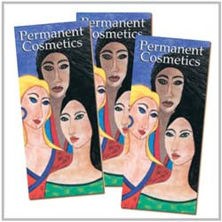PERMANENT COSMETIC BROCHURE - TYPE 1