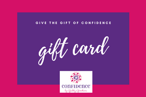Confidence Gift Card