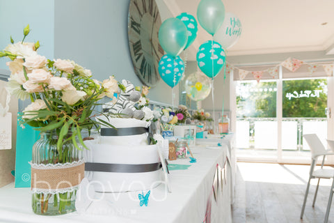 Gifts on baby shower