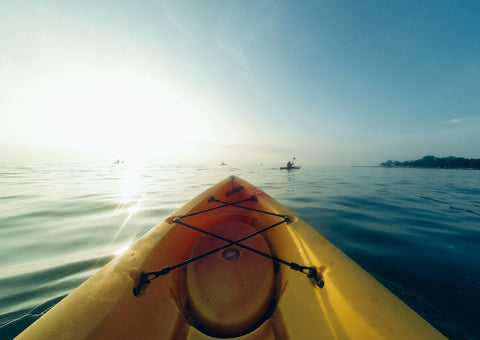 Kayaking in Scotland