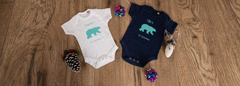 Personalised Babywear UK