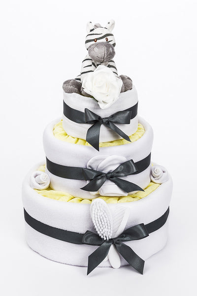 Neutral Diaper Cakes
