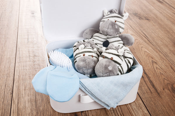 Gift set for baby boy