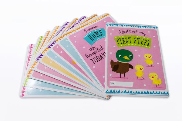 Baby Record Cards